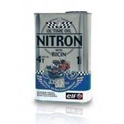 Моторное масло Elf NITRON 4T 10w-40 BLEU 1л фото