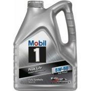 Моторное масло Mobil Peak Life 5w-50 4л фото