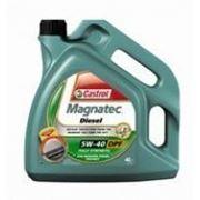Моторное масло Castrol Magnatec diesel DPF 5w-40 4л. купить моторное масло фото