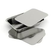 Картонно-алюминиевая крышка для контейнера SP64L фото