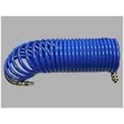 Шланг спиральный с наконечниками для пневмоинструмента 8001/15 Италия фото