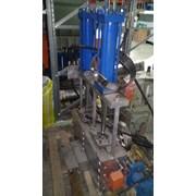 Фильтр расплава на гранулятор (под стренги) фото