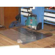 Обработка латуни и искусственного мрамора фото