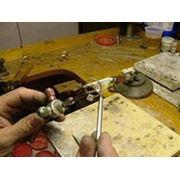 Срочный ремонт ювелирных изделий. Пайка колец фото