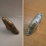 Серебрение ювелирных изделий фото