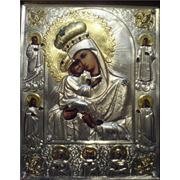 Серебрение икон Киев фото