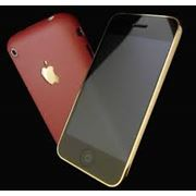 Золочение iphone