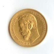 Покрытие золотом медалей наград монет