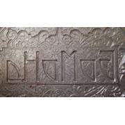 3D гравировка металла