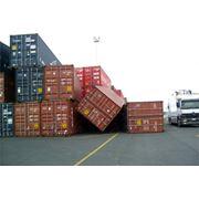 Страхование грузов и багажа. фото