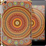 Чехол на iPad mini 3 Индийский узор 2860c-54 фото