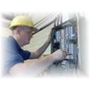 Измерение сопротивления изоляции проводов кабелей фото