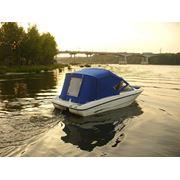 Пошив тентов для яхт катеров Одесса фото