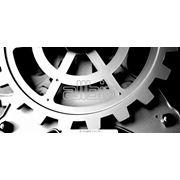 Изготовляем шестерни шкивы валы фланцы по чертежам заказчика фото
