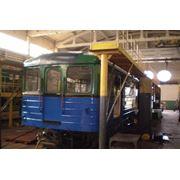 Модернизация (усовершенствования) вагонов типа Еж-3; Ем-508Т подвижного состава метрополитена фото