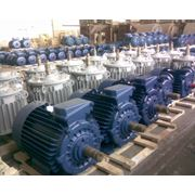 Изготовлениепоставка электродвигателей различных серий. фото