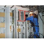 Монтаж электрооборудования в Киеве цена фото