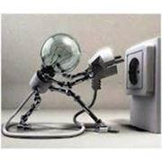 Услуги электрика в Киеве цена фото