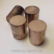 Круг бронзографит диаметр 40 мм х 50 мм фото