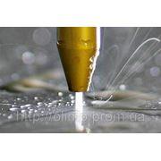 Гидроабразивная резка металлов фото