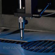 Гидроабразивная резка металла фото
