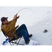 Зимняя рыбалка в туристическом комплексе ЖитомирТуры на зимнюю рыбалку Украина. фото