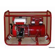 Электроагрегат путевой бензиновый АБ4-Т230-ВМ4-Ж фото