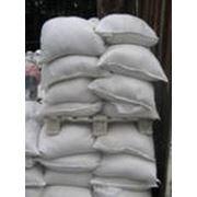 Мел строительный ММС-2, МТД-2 мешки по 30 кг фото