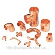 Тройник Ф 6-108, медные фитинги, цветной металлопрокат фото