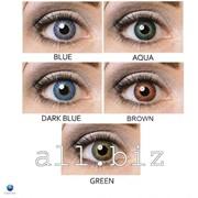 Линзы цветные Cooper Vision Expressions Colors Сила от -6,00 до -0,50 фото