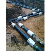Водопровод в Одессе монтаж трубопроводов в Одессе укладка труб в Одессе монтаж водопровода Одесса трубы в Одессе монтаж труб Одесса фото