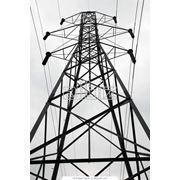 Капитальный ремонт высоковольтных вводов. Монтаж высоковольтных кабельных сетей фото