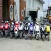 Продажа скутеров Honling , SHL. фото