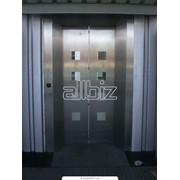 Лифты электрические с тяговым приводом фото