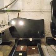 Двойные гранитные памятники в розницу, Коростышев фото