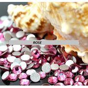 Стразы DMC Rose ss4(1,6мм).Цена за 100шт. фото