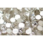 Стразы Сваровски Crystal ss3(1,4мм) (100шт) фото