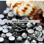 Стразы DMC Black Diamond ss4(1,6мм).Цена за 100шт. фото