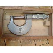 Микрометр трубный МТ25 (цена деления 0,01 мм) изготавливаются по ГОСТ6507 фото