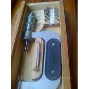 Микрометр резьбовой МВМ 50-75 ГОСТ 4380-93 фото
