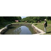 Ловля рыбы в туристическом комплексе Богольвар фото
