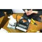Прокладка и сварка оптоволоконного кабеля Сварка оптоволокна фото