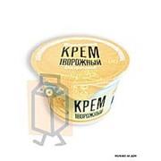 Крем творожный десертный Козельский ванильный 15% 150г стакан фото
