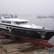 Судоремонт,покраска яхт,катеров и др.транспорта фотография