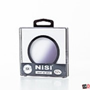 Светофильтр с градиентом NiSi DUS Ultra Slim PRO GC-GRAY 62mm 1013 фото