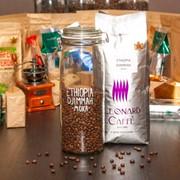 Cafea boabe Ethiopia Djimmah - Moka фото