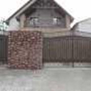 Изготовление кованых ворот и ограждений под заказ. фото