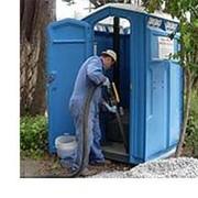 Обслуживание Мобильных биотуалетных кабин в Липецке фото