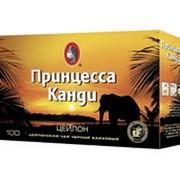 Чай ПРИНЦЕССА КАНДИ пакетированный, 100х2 г фото