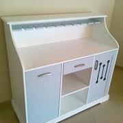 Мебель для кафе и ресторанов, Барный шкаф фото